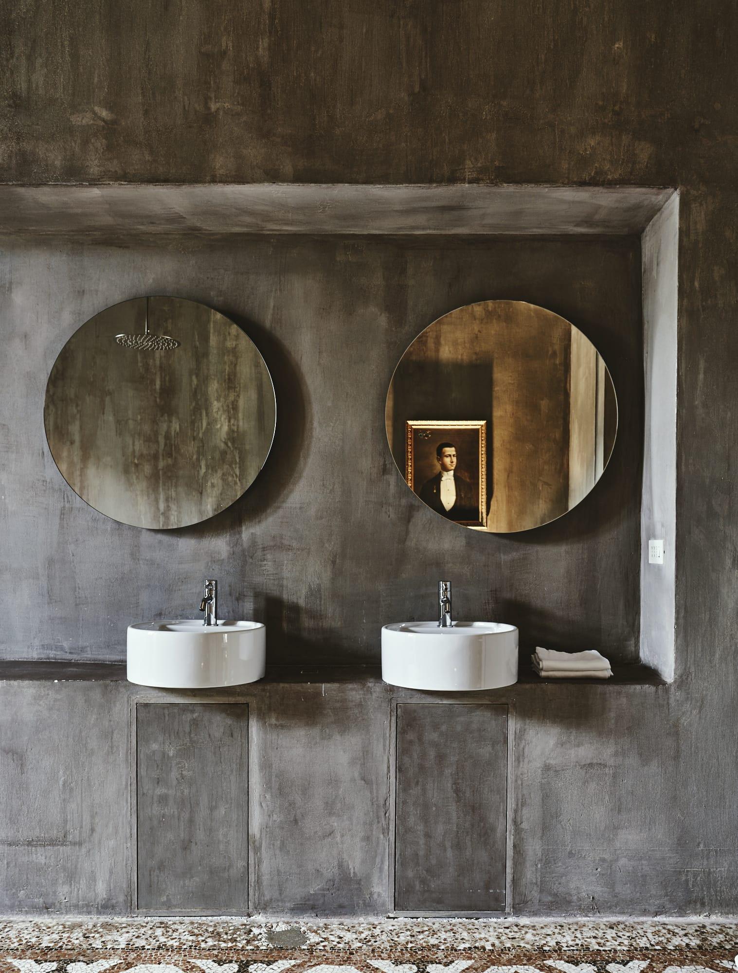 Amenities Da Bagno royal junior suite | palazzo daniele
